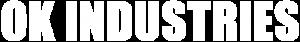OK Industries logo