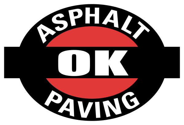 OK Paving logo